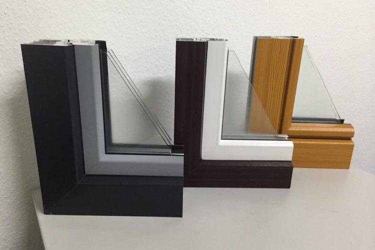 Fenster Musterecken