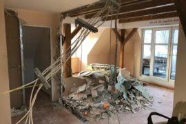 Umbau einer Eigentumswohnung in Binz