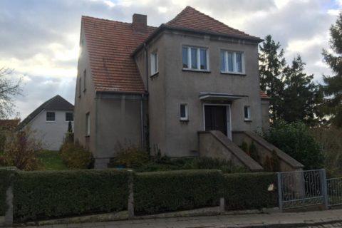 """Kernsanierung """"Wohnhaus Bergen"""""""
